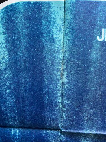 "Affiche cinéma ""Stavisky"" Jean-Paul Belmondo 120x160cm 1974"