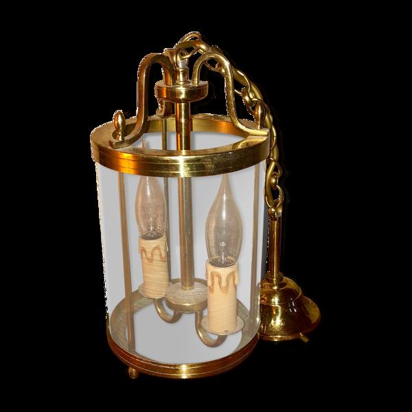 Lanterne 2 feux style Louis XVI