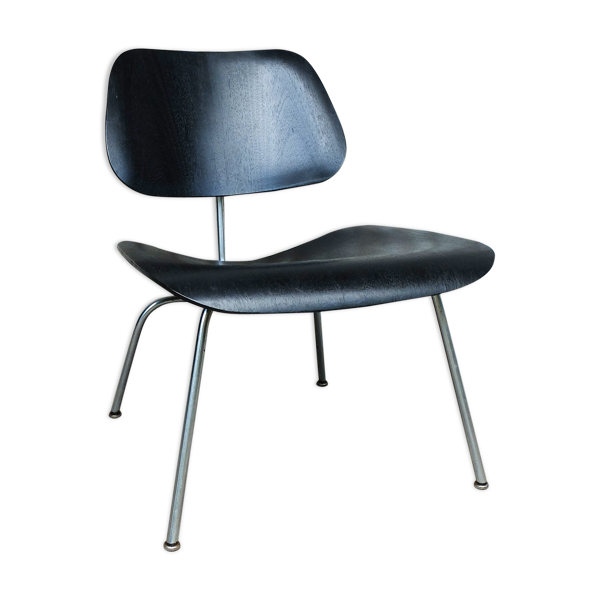 Selency Fauteuil LCM Lounge Chair Metal par Ray & Charles Eames pour Herman Miller, 1950