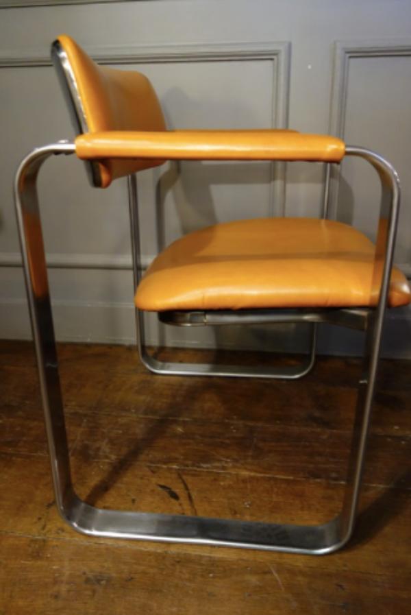 Paire de fauteuils Executive