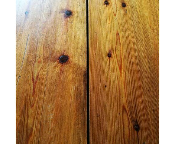 Table de ferme en bois
