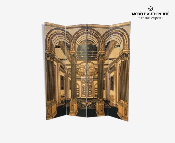 Paravent de la Maison Fournier décoration Paris