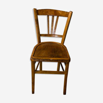 Chaise bistrot années 60