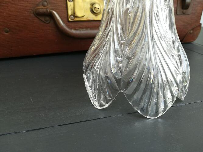 Tulipe en verre