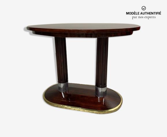 Table ovale par Thonet