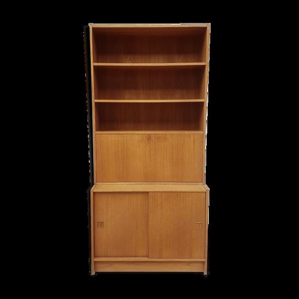 Bibliothèque danoise de milieu de siècle