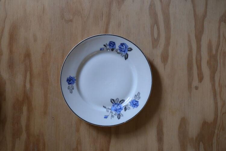 Service en porcelaine Art Déco vintage