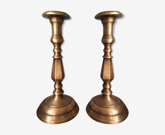 Paire de chandeliers