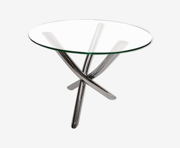 Table d'appoint seventies