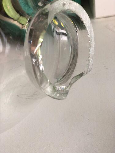 Suspension en verre soufflé