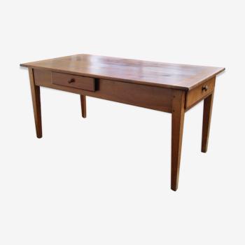 Cherrywood farm table