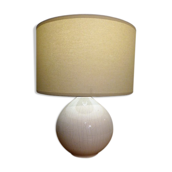 Lampe en céramique vintage, 1970