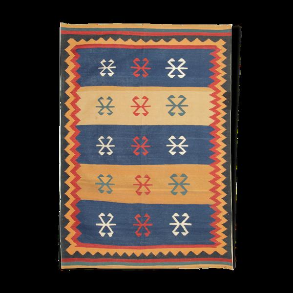 Tapis traditionnel afghan Kilim 200x307cm
