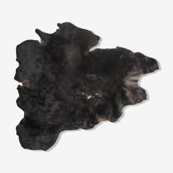 Peau lainée d'agneau 45x75cm