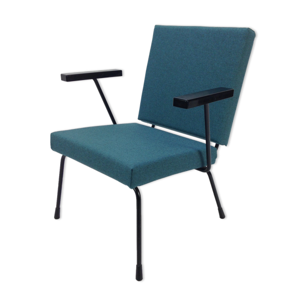 415/1401 armchair by Wim Rietveld for Gispen, 1950