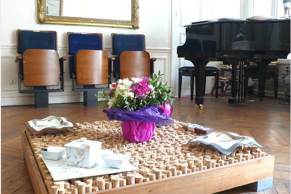 Fauteuils de la Salle Pleyel