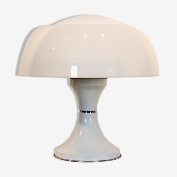 Lampe de table champignon de Gaetano Scolari pour Valenti/Ecolight, 1968