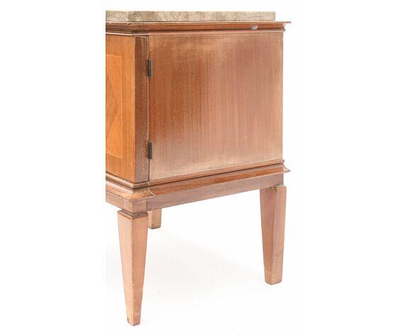 Table de chevet vers 1940