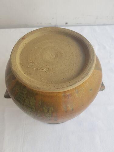 Pot cache-pot Grès de Blanot ancien