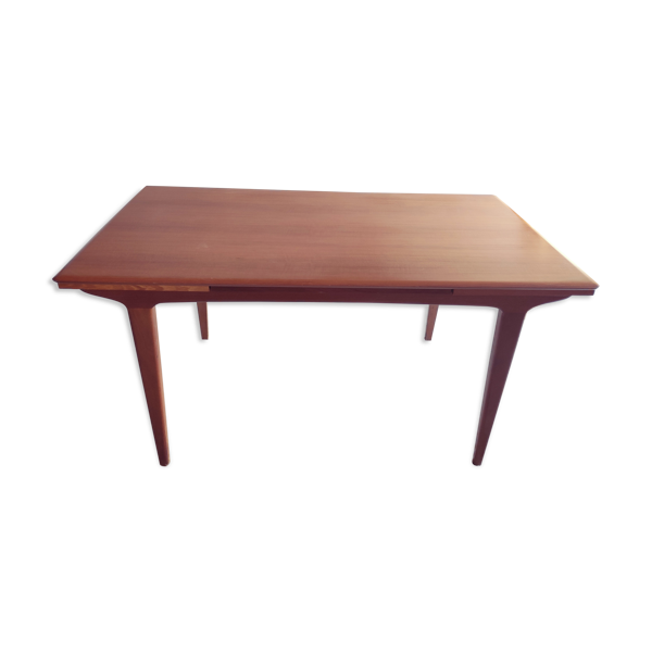 Selency Table en teck