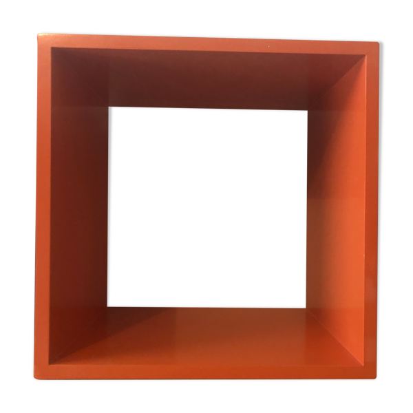 Cube fifties orange large Red Edition