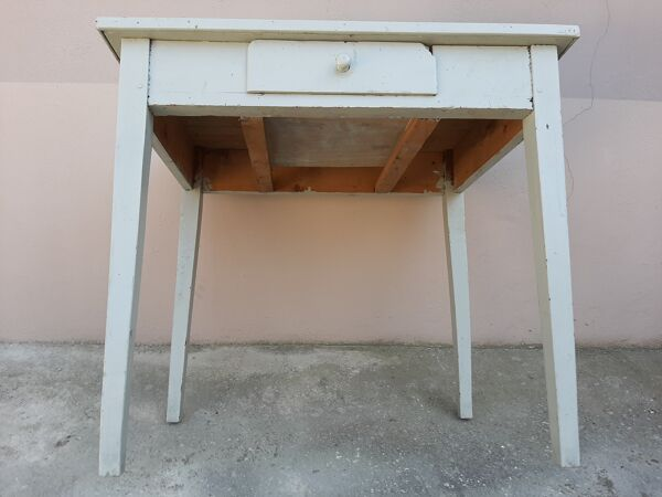 Table en sapin ancienne