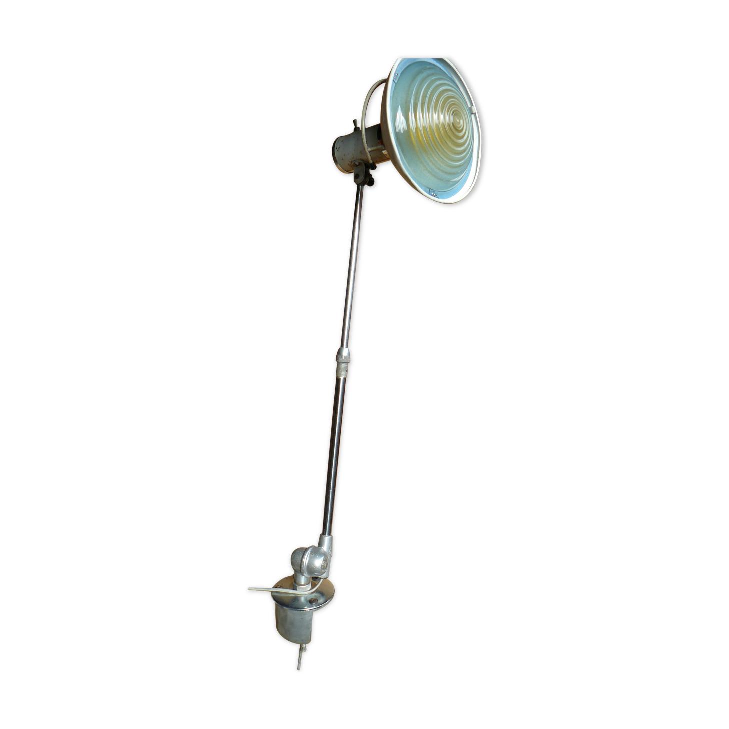 Lampe d'architecte Louis Ferdinand Solere