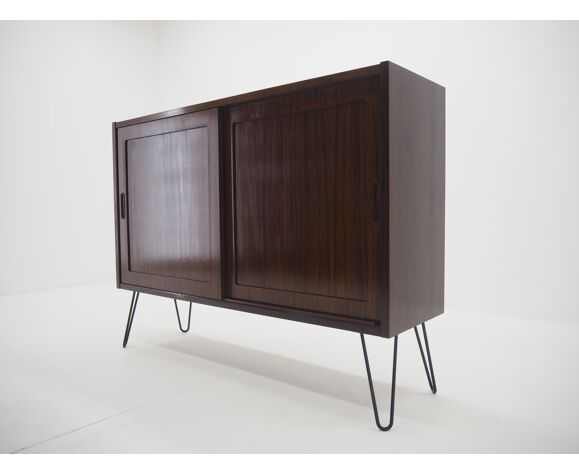 Cabinet en palissandre des années 1960, Danemark