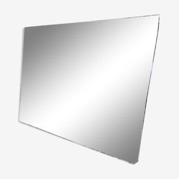 Miroir biseauté à poser 60x42cm