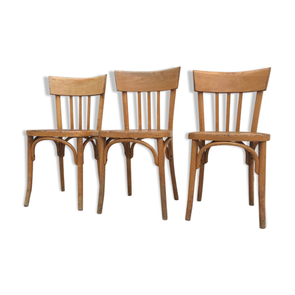 Chaises bistrot anciennes