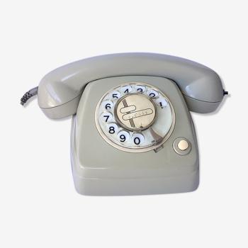 Téléphone vintage en bakélite 50/60