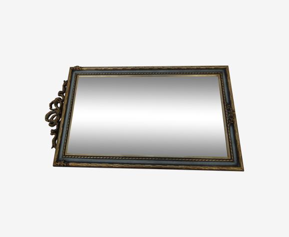 Miroir rococo - 67x42cm