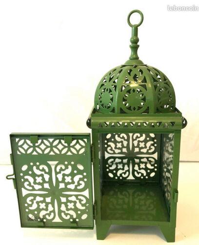 Metal green lantern