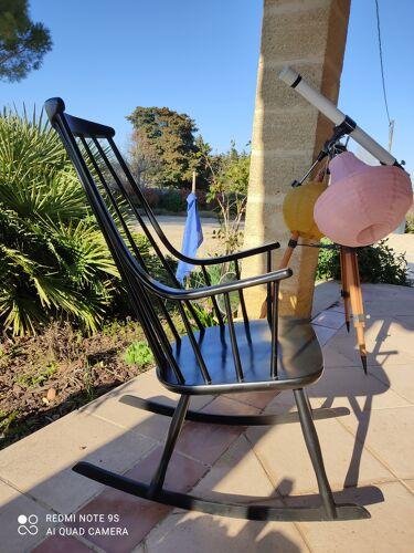 Rocking chair Lena Larsson 1950