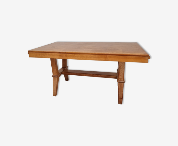 Oak dining table 20th
