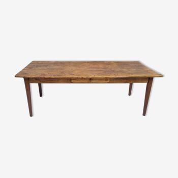 Table de ferme 200 cm