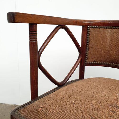 Salon 5 pieces de Josef Hoffmann 1925