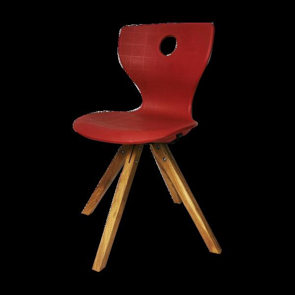 Chaise, V.S. conçue par V. Panton, Allemagne, 2000
