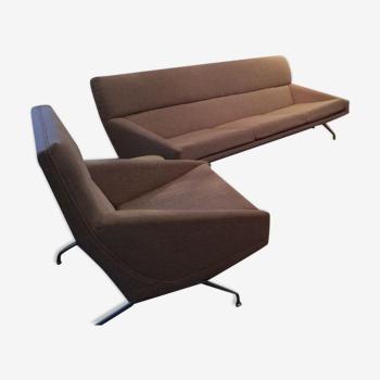 Canapé 3 places et 2 fauteuils