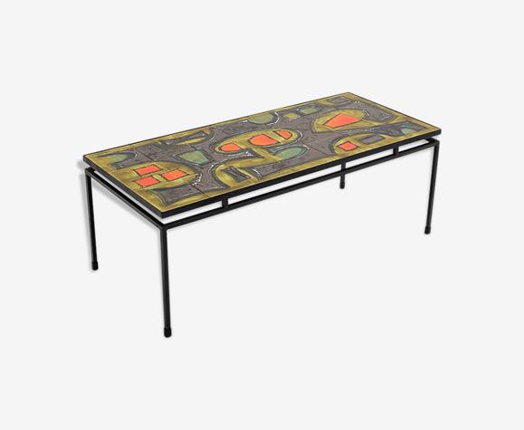 Table basse en céramique Juliette Belarti