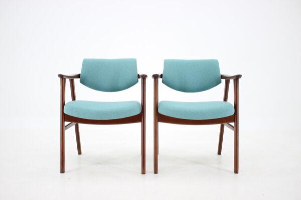 Ensemble de 8 chaises Erik Kierkegaard