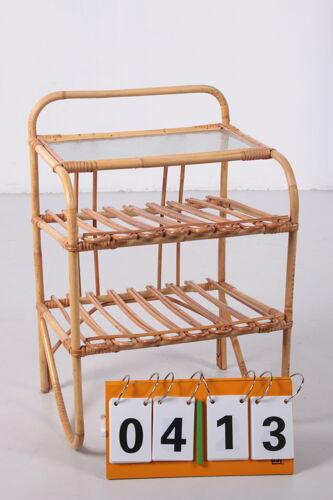 Table d'appoint en bambou