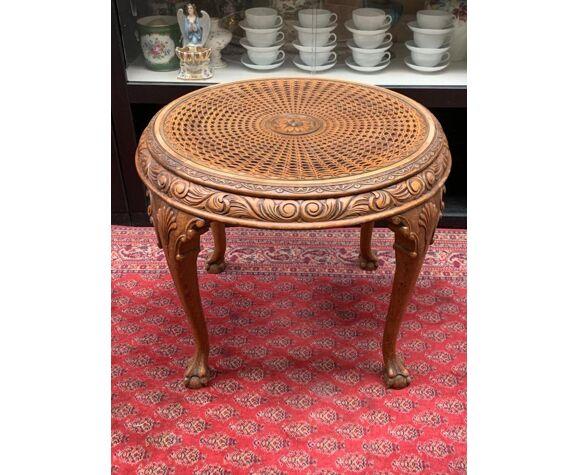 Table de salon de style chippendale