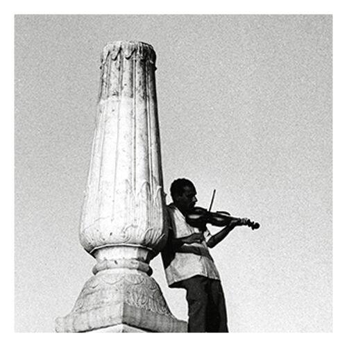Photographie Le violoniste gitan Rajasthan