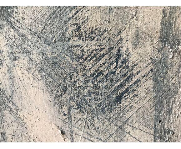 Tableau abstrait petit format