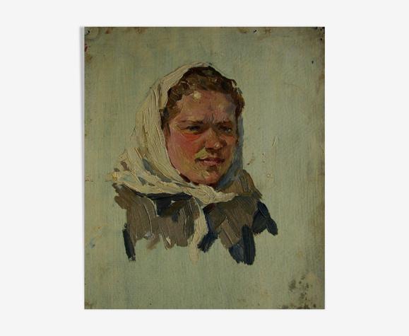 Portrait russe