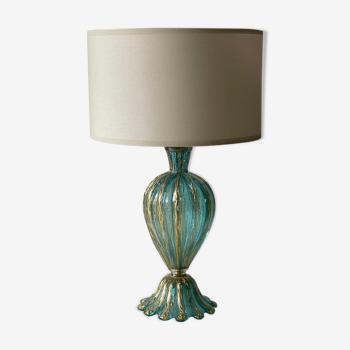Lampe verre de murano année70