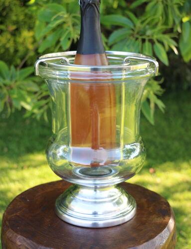 Seau à champagne Fleuron de Christofle