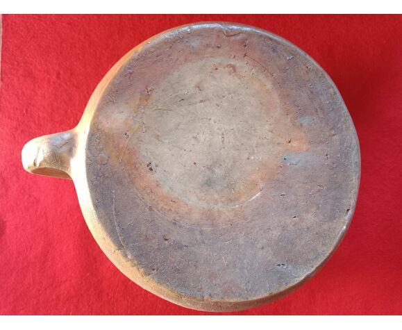Bouillotte en terre cuite
