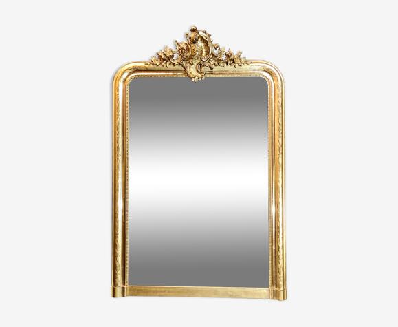 Miroir 147x99 d'époque Louis Philippe